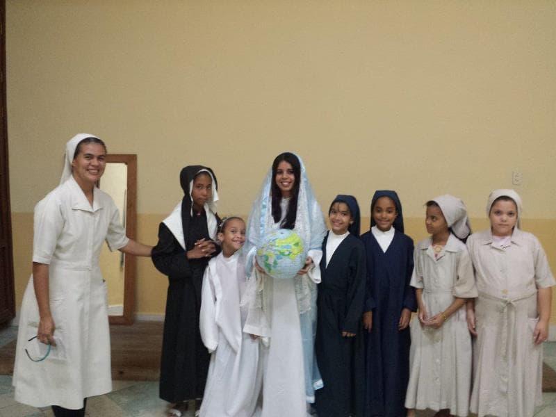 54144953194 Talleres de La Inmaculada celebran fiesta de la Medalla Milagrosa